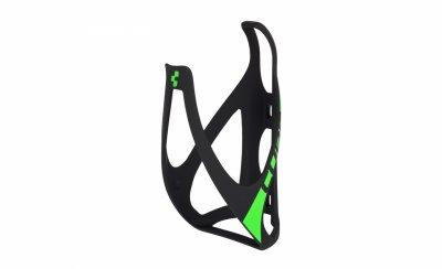 Cube košík HPP černá/zelená