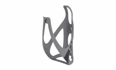 Cube košík HPP mat.šedá/černá